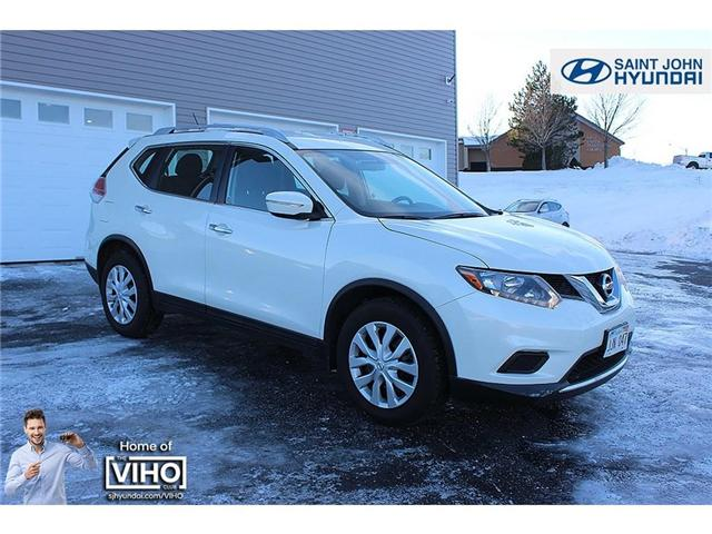 2015 Nissan Rogue S (Stk: 87159A) in Saint John - Image 1 of 18