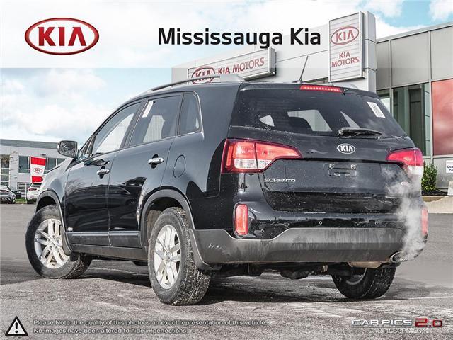 2015 Kia Sorento LX (Stk: 6501P) in Mississauga - Image 4 of 25