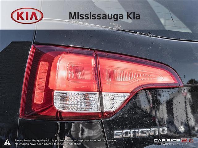 2015 Kia Sorento LX (Stk: 6501P) in Mississauga - Image 11 of 25