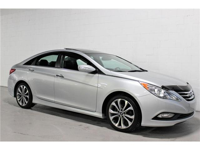 2014 Hyundai Sonata 2.0T Limited (Stk: 858789) in Vaughan - Image 1 of 30