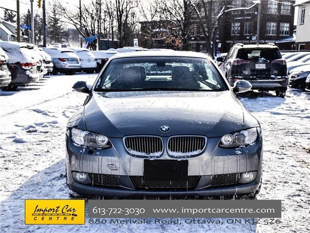 2007 BMW 335i  (Stk: X42316) in Ottawa - Image 2 of 27
