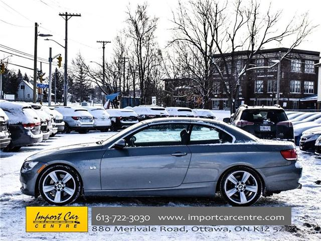 2007 BMW 335i  (Stk: X42316) in Ottawa - Image 3 of 27