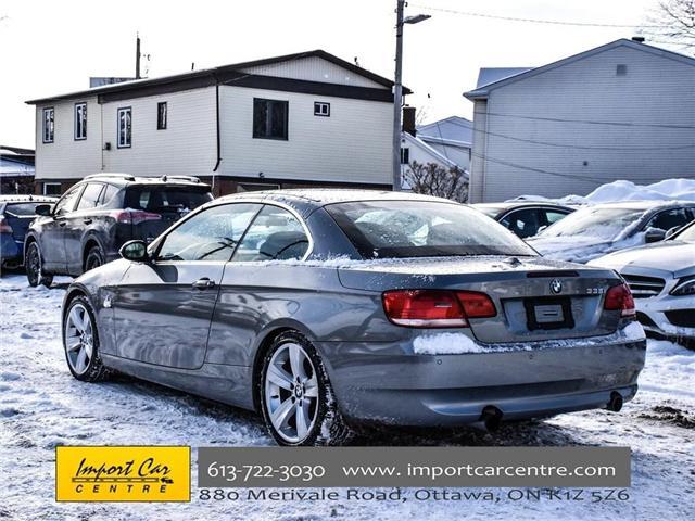 2007 BMW 335i  (Stk: X42316) in Ottawa - Image 4 of 27