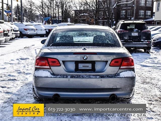 2007 BMW 335i  (Stk: X42316) in Ottawa - Image 5 of 27