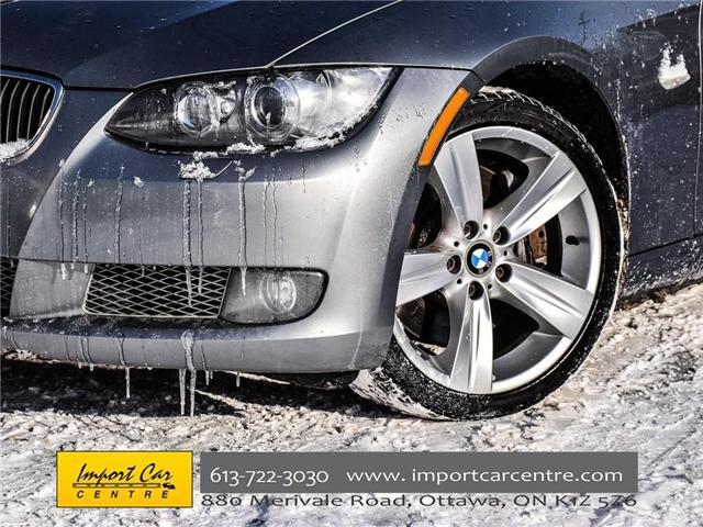 2007 BMW 335i  (Stk: X42316) in Ottawa - Image 6 of 27