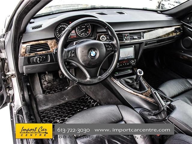 2007 BMW 335i  (Stk: X42316) in Ottawa - Image 11 of 27