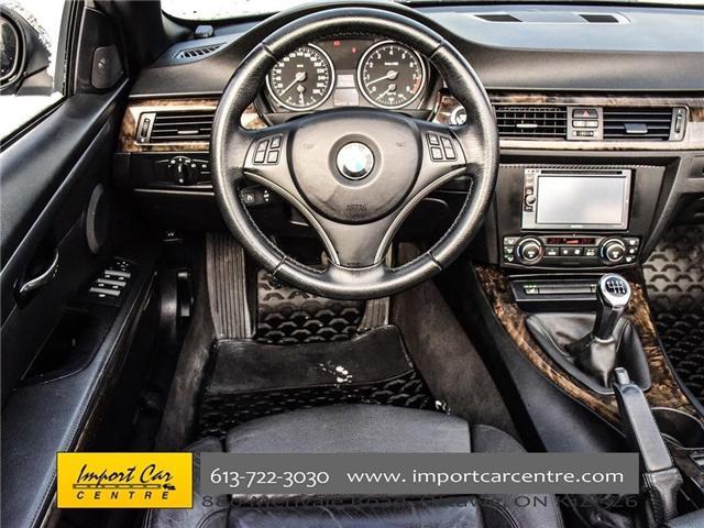 2007 BMW 335i  (Stk: X42316) in Ottawa - Image 16 of 27