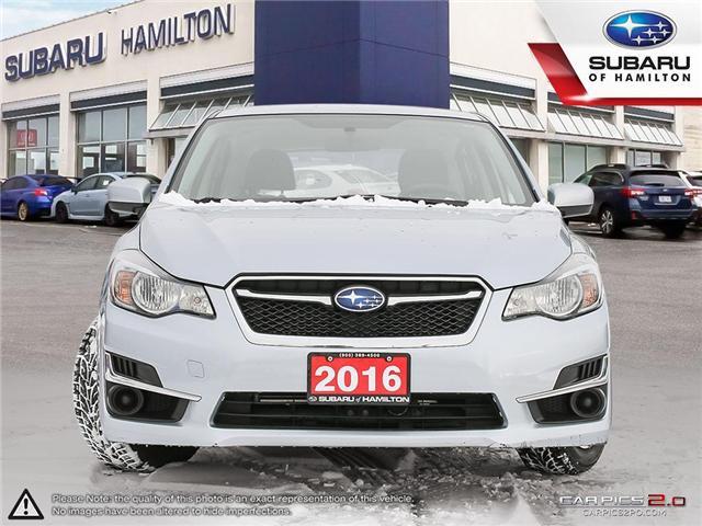 2016 Subaru Impreza 2.0i (Stk: U1402) in Hamilton - Image 2 of 27