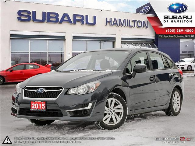2015 Subaru Impreza 2.0i Touring Package (Stk: S7268A) in Hamilton - Image 1 of 27