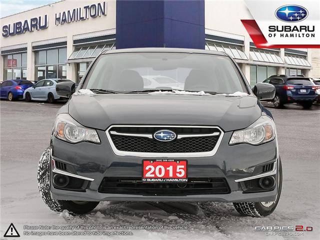 2015 Subaru Impreza 2.0i Touring Package (Stk: S7268A) in Hamilton - Image 2 of 27