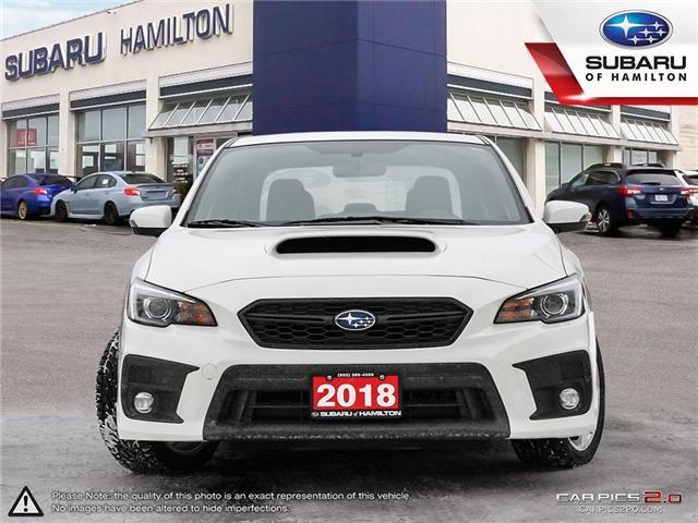 2018 Subaru WRX Sport-tech (Stk: S7476A) in Hamilton - Image 2 of 28
