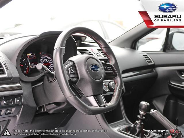 2018 Subaru WRX Sport-tech (Stk: S7476A) in Hamilton - Image 6 of 28