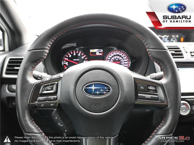 2018 Subaru WRX Sport-tech (Stk: S7476A) in Hamilton - Image 7 of 28