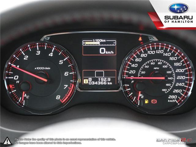2018 Subaru WRX Sport-tech (Stk: S7476A) in Hamilton - Image 8 of 28