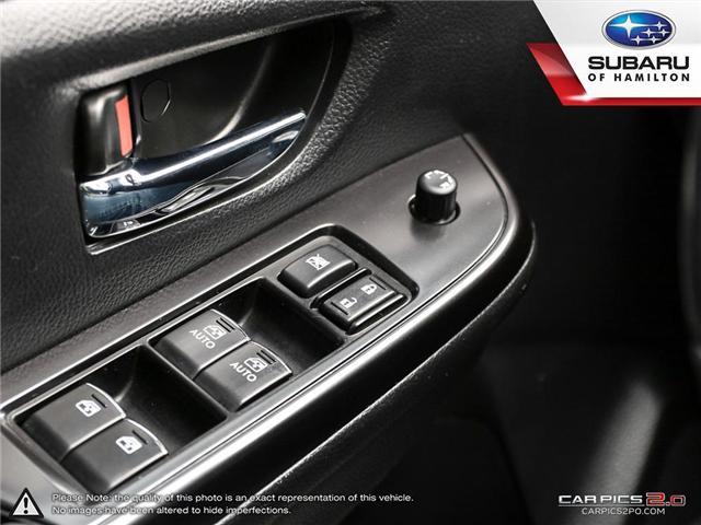 2018 Subaru WRX Sport-tech (Stk: S7476A) in Hamilton - Image 10 of 28