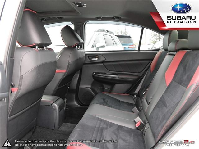 2018 Subaru WRX Sport-tech (Stk: S7476A) in Hamilton - Image 17 of 28