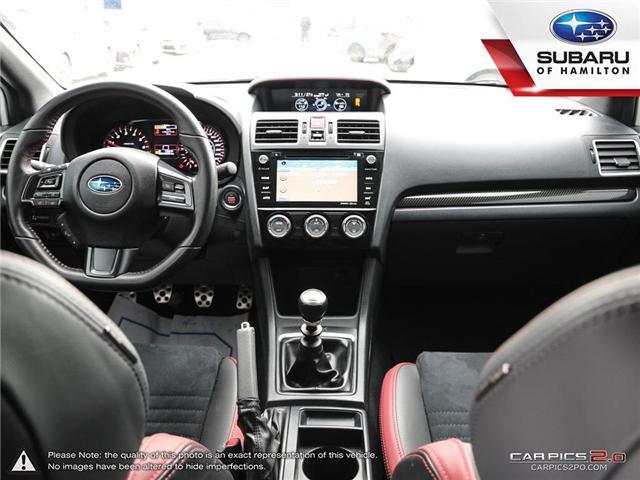 2018 Subaru WRX Sport-tech (Stk: S7476A) in Hamilton - Image 18 of 28