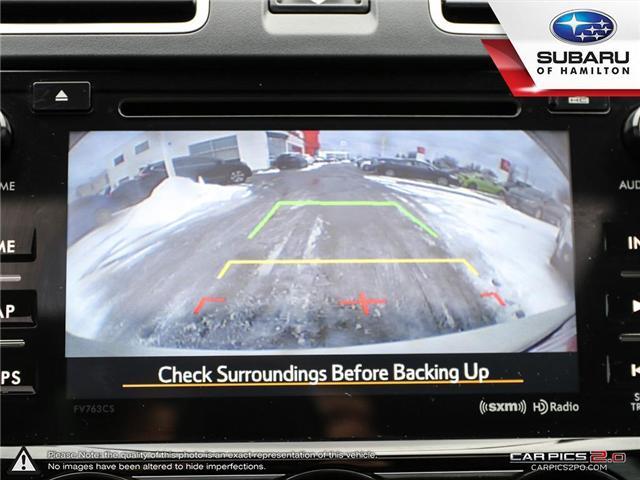 2018 Subaru WRX Sport-tech (Stk: S7476A) in Hamilton - Image 20 of 28