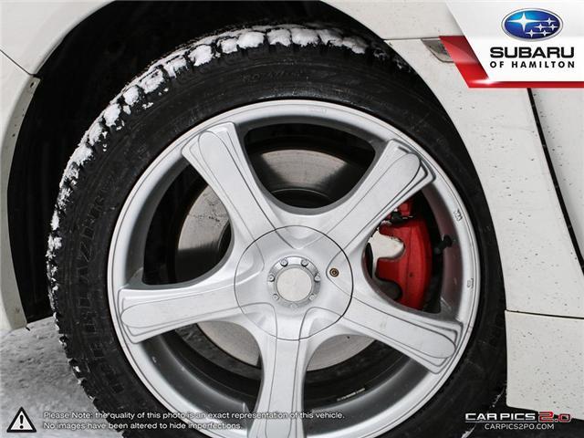 2018 Subaru WRX Sport-tech (Stk: S7476A) in Hamilton - Image 21 of 28