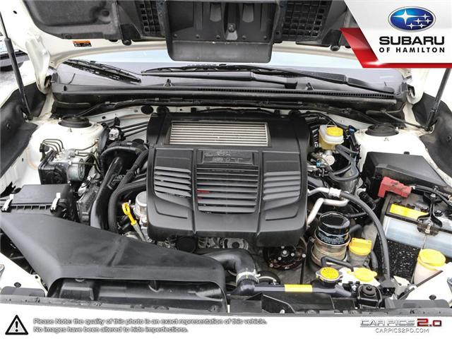 2018 Subaru WRX Sport-tech (Stk: S7476A) in Hamilton - Image 23 of 28