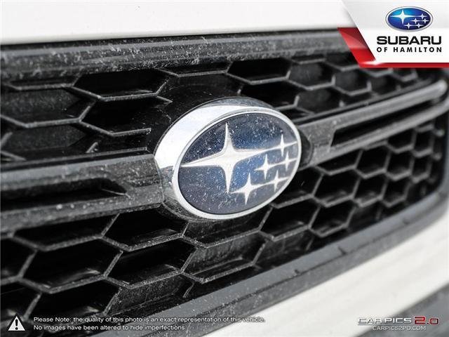 2018 Subaru WRX Sport-tech (Stk: S7476A) in Hamilton - Image 24 of 28