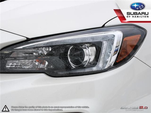 2018 Subaru WRX Sport-tech (Stk: S7476A) in Hamilton - Image 25 of 28