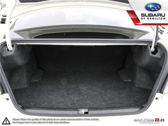 2018 Subaru WRX Sport-tech (Stk: S7476A) in Hamilton - Image 26 of 28
