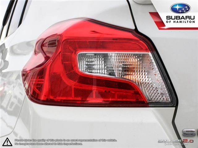 2018 Subaru WRX Sport-tech (Stk: S7476A) in Hamilton - Image 27 of 28