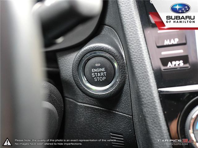 2018 Subaru WRX Sport-tech (Stk: S7476A) in Hamilton - Image 28 of 28