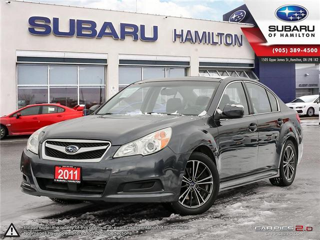 2011 Subaru Legacy 3.6 R Limited Package (Stk: S7398B) in Hamilton - Image 1 of 25