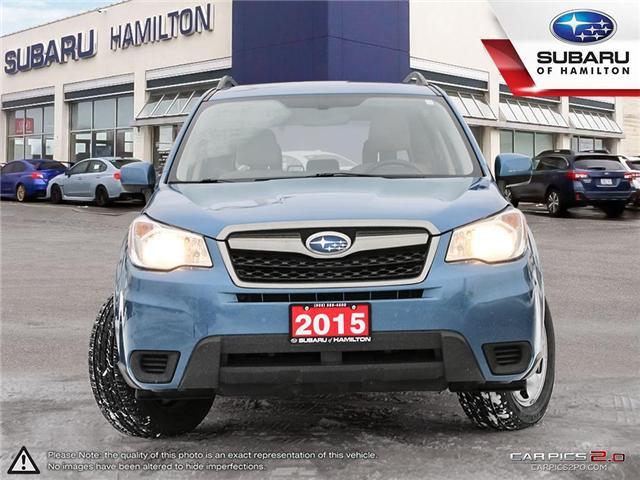 2015 Subaru Forester 2.5i (Stk: U1403) in Hamilton - Image 2 of 26