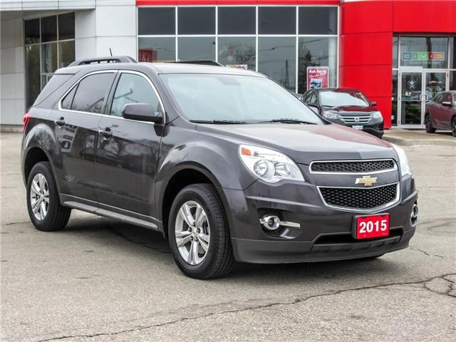 2015 Chevrolet Equinox 2LT (Stk: 3194) in Milton - Image 3 of 27