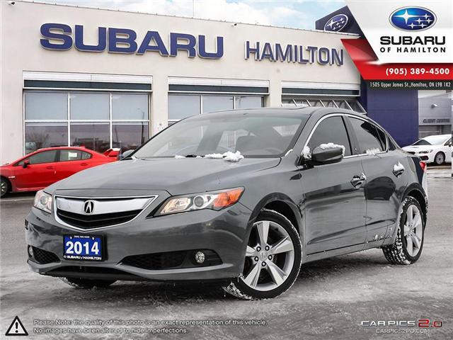 2014 Acura ILX Dynamic (Stk: S7057A) in Hamilton - Image 1 of 27
