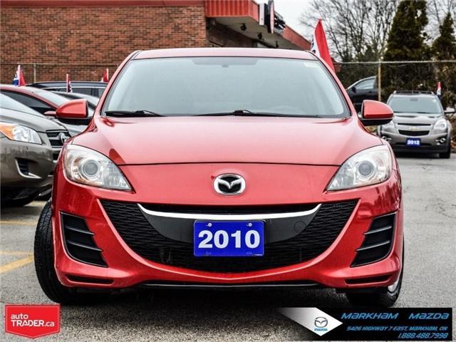 2010 Mazda Mazda3  (Stk: N180498B) in Markham - Image 2 of 21