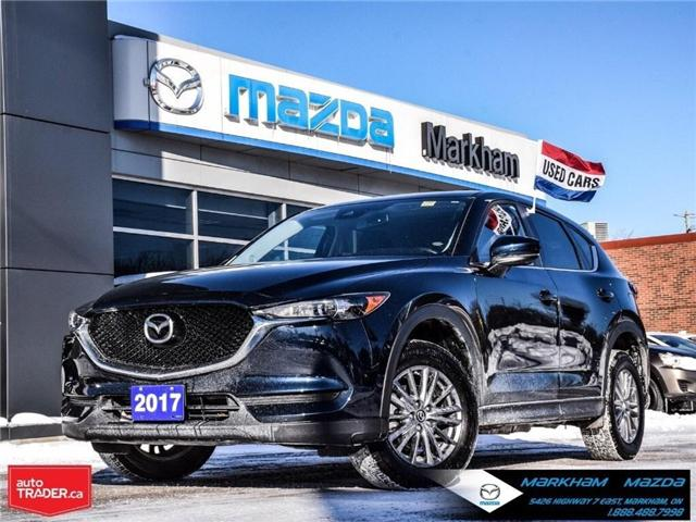 2017 Mazda CX-5 GS (Stk: N190145A) in Markham - Image 1 of 26
