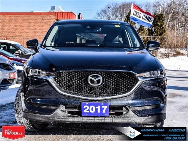 2017 Mazda CX-5 GS (Stk: N190145A) in Markham - Image 2 of 26