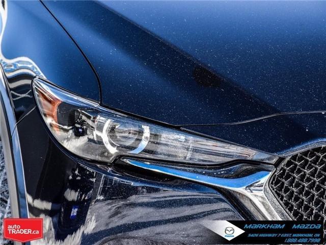 2017 Mazda CX-5 GS (Stk: N190145A) in Markham - Image 8 of 26