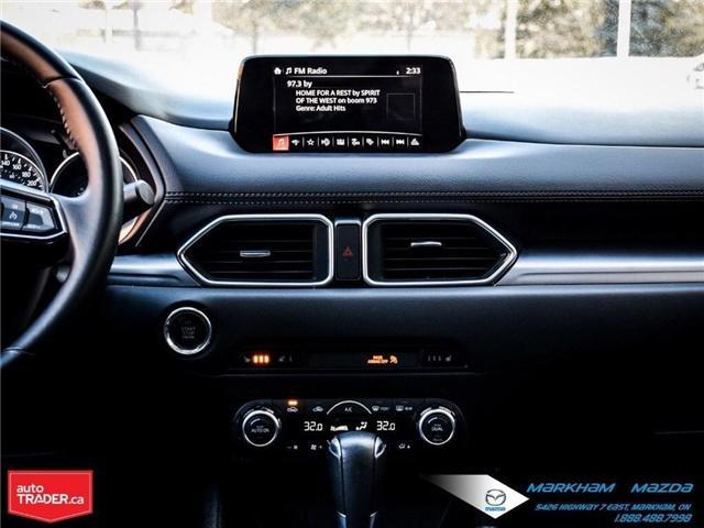 2017 Mazda CX-5 GS (Stk: N190145A) in Markham - Image 15 of 26