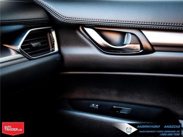 2017 Mazda CX-5 GS (Stk: N190145A) in Markham - Image 24 of 26