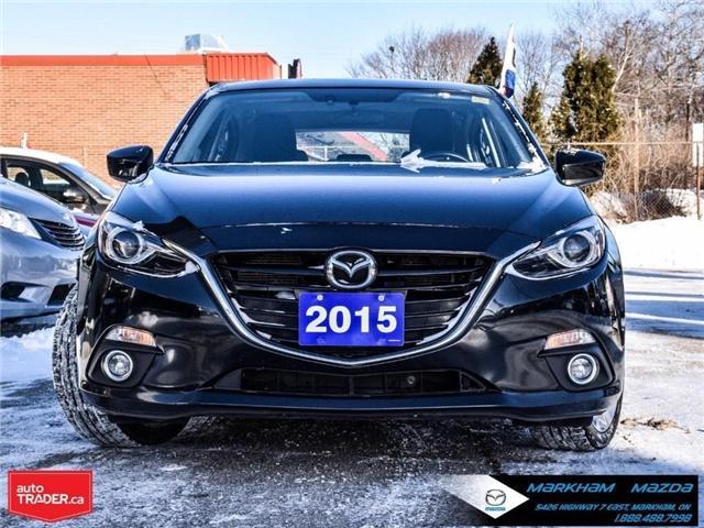 2015 Mazda Mazda3 GT (Stk: P1845) in Markham - Image 2 of 26