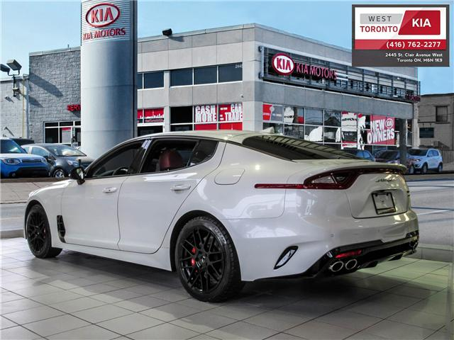 2019 Kia Stinger GT Limited (Stk: 19114) in Toronto - Image 2 of 24