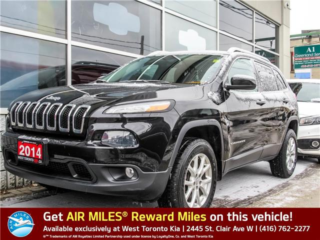 2014 Jeep Cherokee North (Stk: T19073) in Toronto - Image 1 of 10