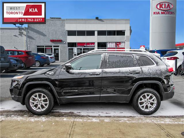 2014 Jeep Cherokee North (Stk: T19073) in Toronto - Image 2 of 10