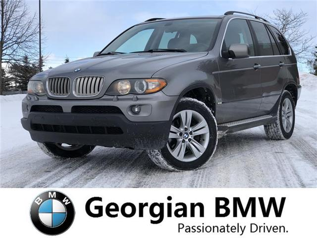 2004 BMW X5 4.4i (Stk: B18421T2) in Barrie - Image 1 of 12