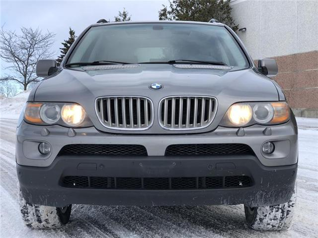 2004 BMW X5 4.4i (Stk: B18421T2) in Barrie - Image 2 of 12