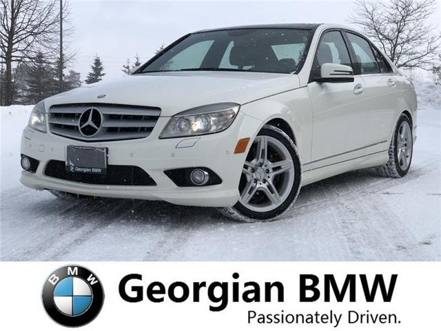 2010 Mercedes-Benz C-Class Base (Stk: P1411-2) in Barrie - Image 1 of 16
