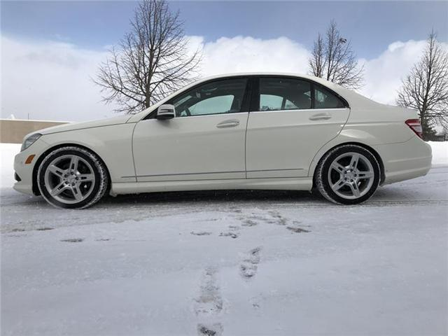 2010 Mercedes-Benz C-Class Base (Stk: P1411-2) in Barrie - Image 2 of 16