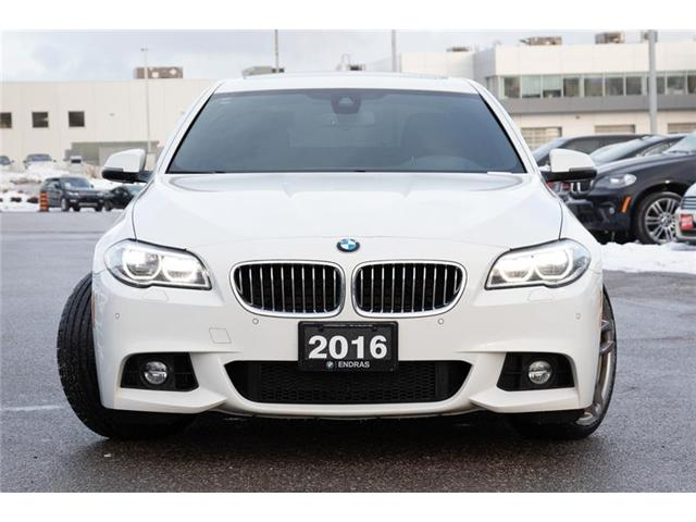 2016 BMW 535d xDrive (Stk: P5716) in Ajax - Image 2 of 22
