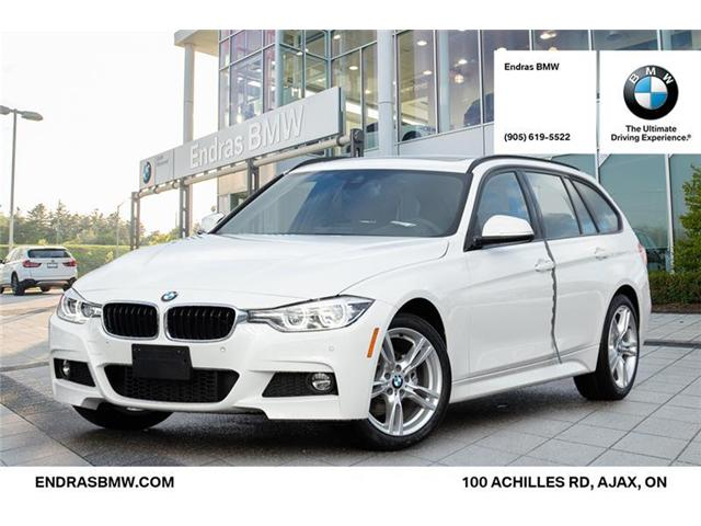 2019 BMW 330i xDrive Touring (Stk: 35421) in Ajax - Image 1 of 22