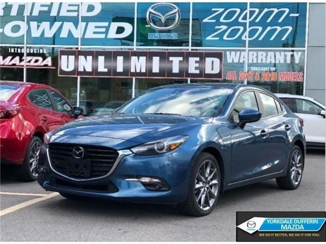 2018 Mazda Mazda3 GT (Stk: D-181129) in Toronto - Image 1 of 12